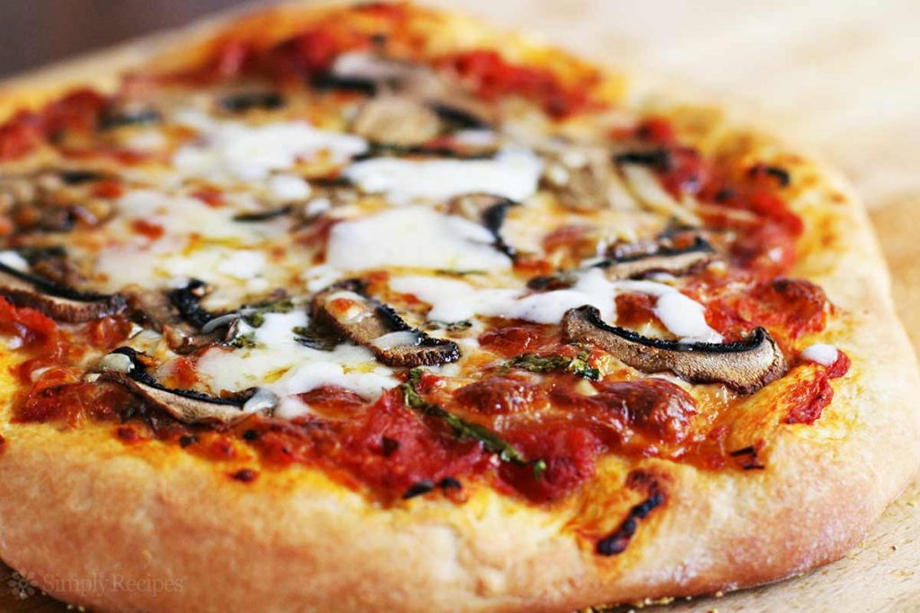 Homemade pizza: 5 mistakes we make often
