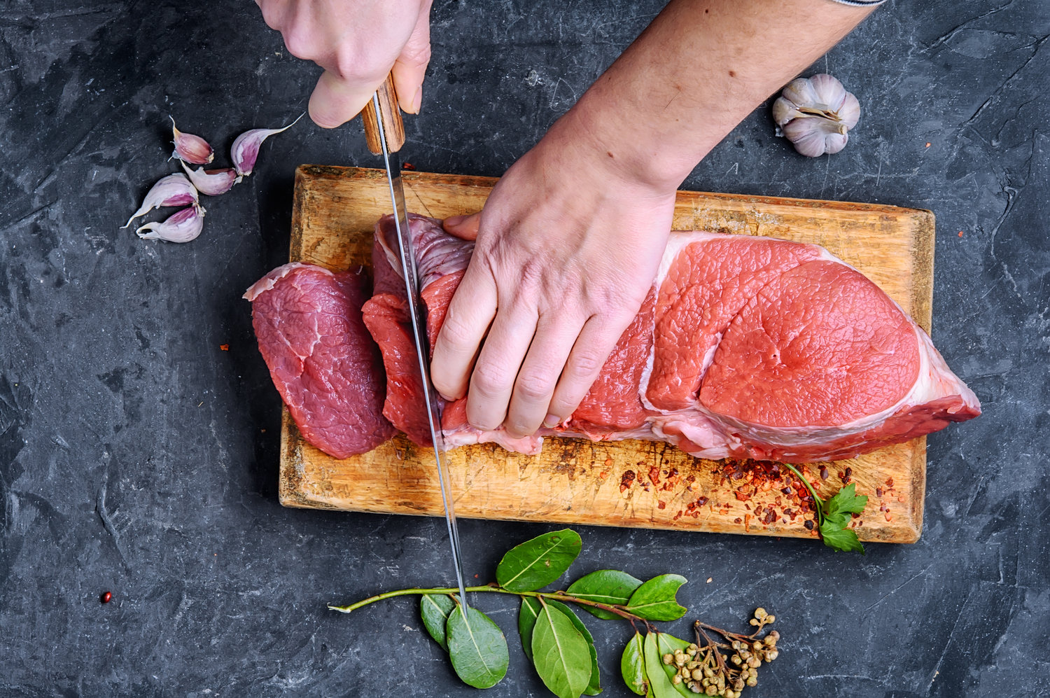 How to Cook Beef Cutting
